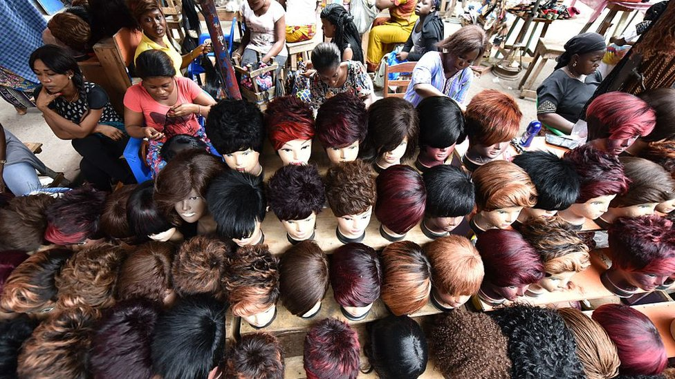 African Women On The Shame Of Hair Loss Bbc News