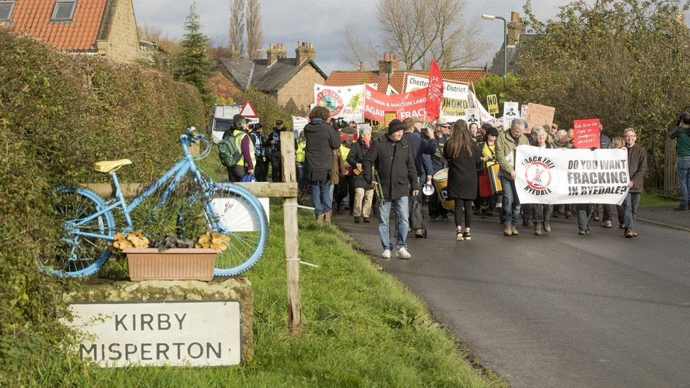 Directors quit over Kirby Misperton fracking delays