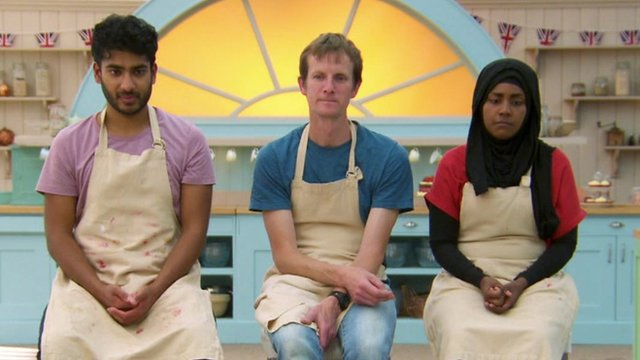GBBO finalists