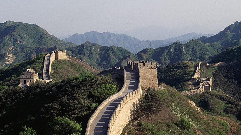 عندما تراجعت الحضارة اليونانية تأثر تطور الرياضيات في الغرب فظهرت الصين لتعزز تطوره في الشرق