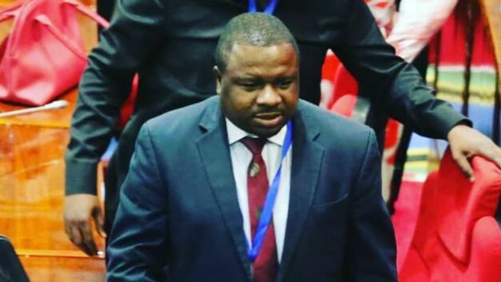Joseph Mbilinyi was sentenced to five months in jail for allegedly defaming the president.