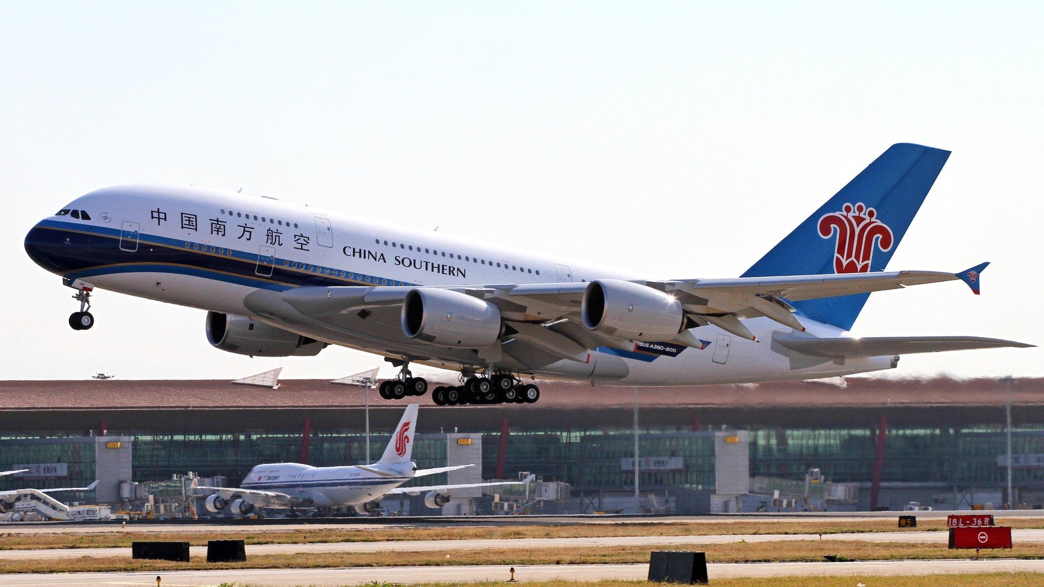 Why your next flight may go via China