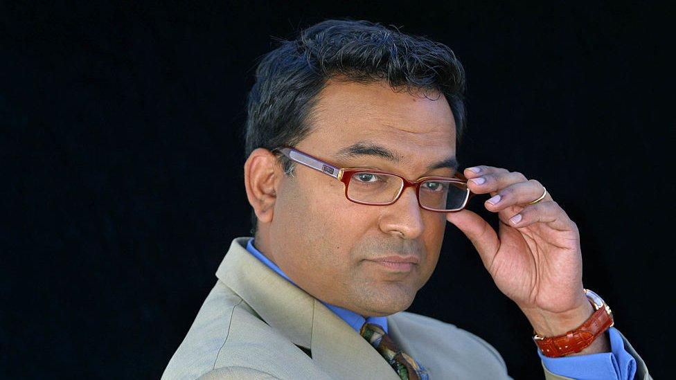 Profesor Persaud.