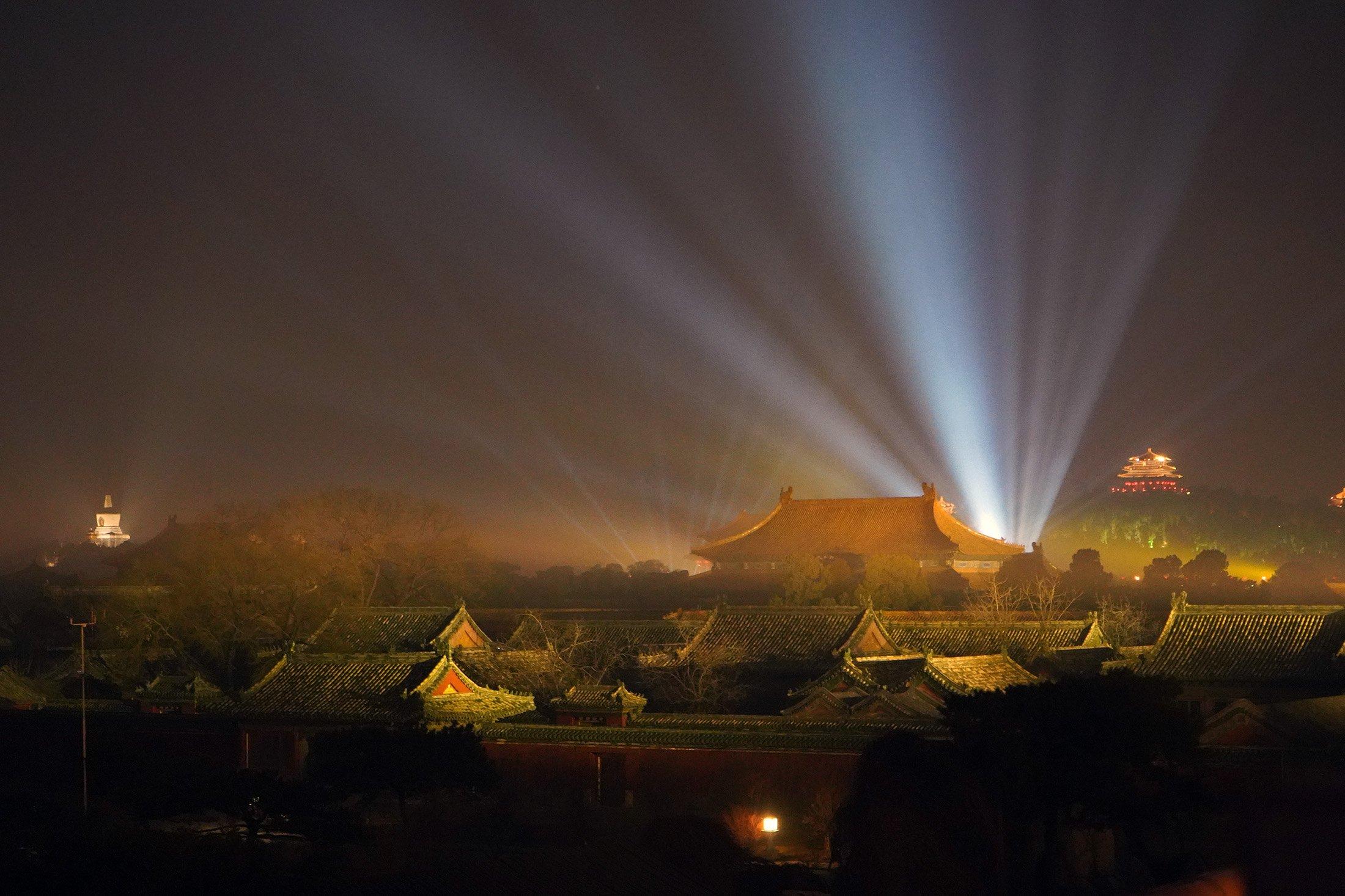 故宮是中國明、清兩代的皇宮,也是世界上保存最完好的古代皇家建築群之一。