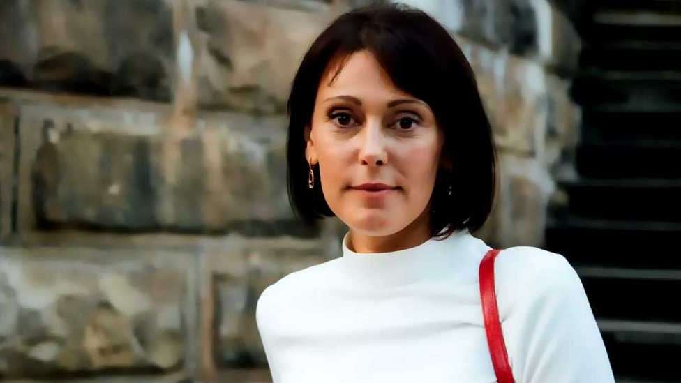 Ірина Агапєєва: моя книжка - про тюрму, але це - антидепресант