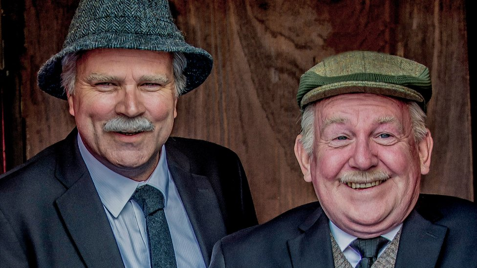 Still Game comedy duo say Jack and Victor will not be back