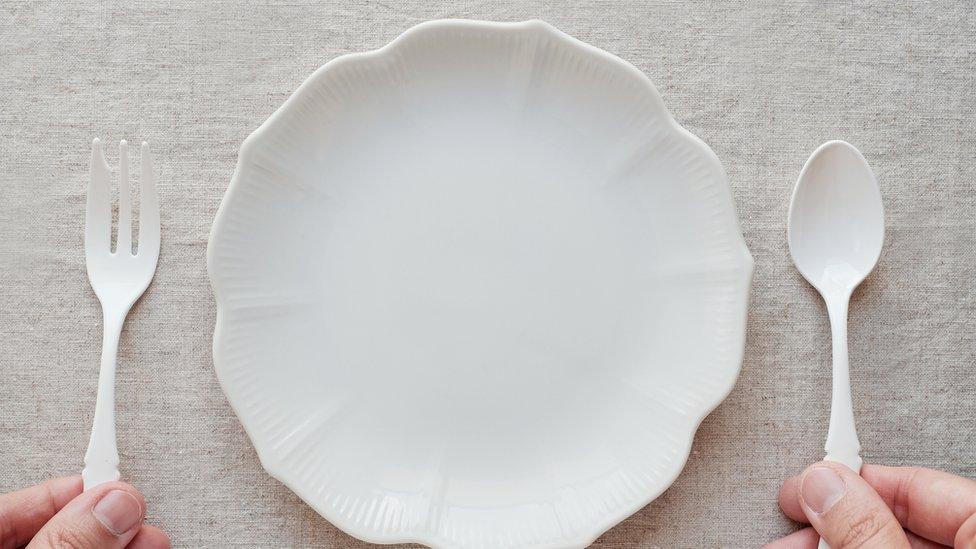 prazan tanjir