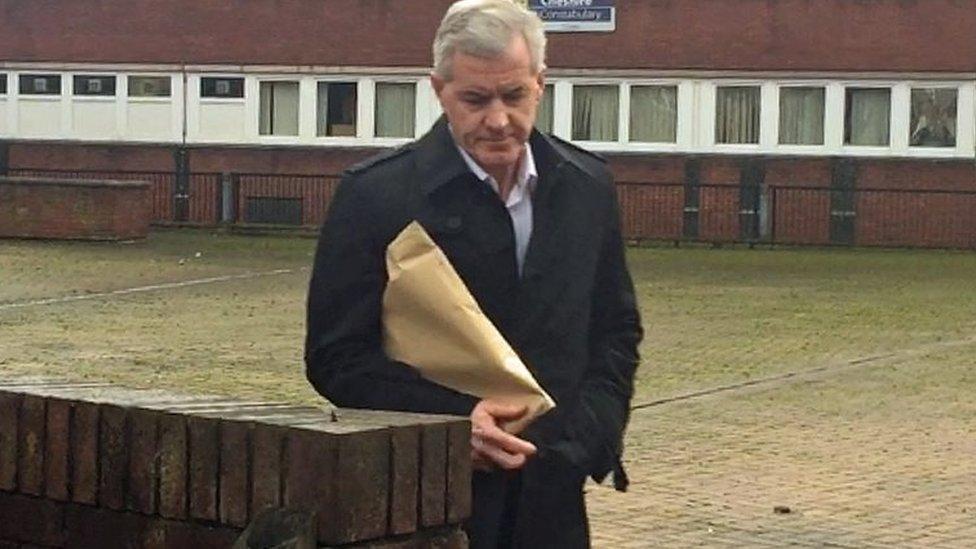 Ex-Crewe youth coach's 'interest in boy innocent'