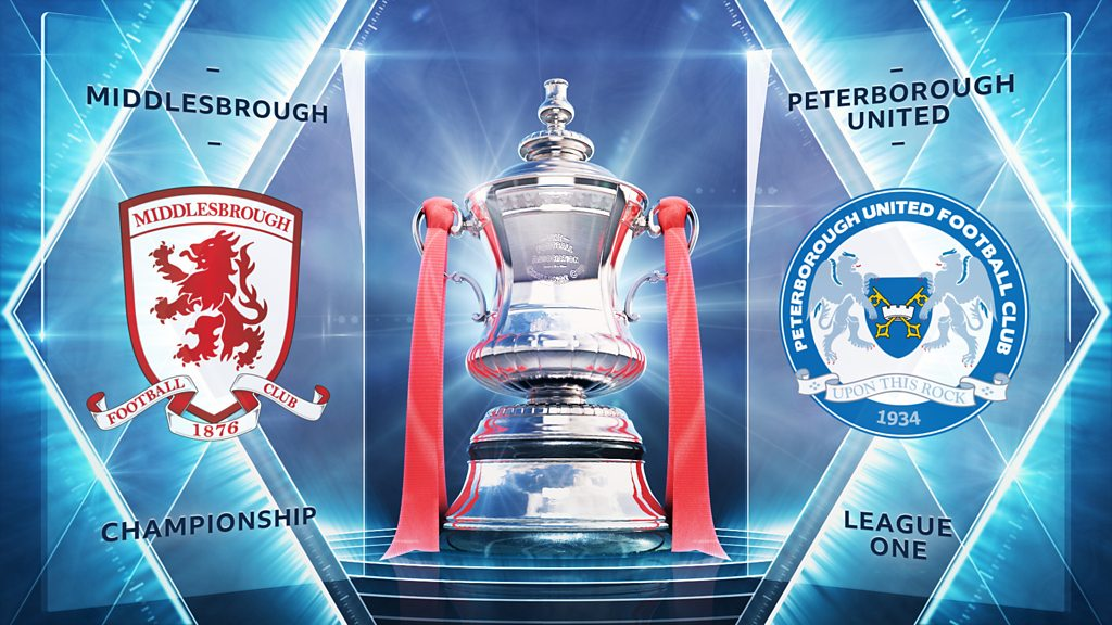 FA Cup: Middlesbrough 5-0 Peterborough United highlights