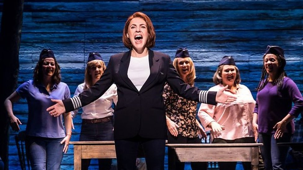 9/11 pilot inspires West End musical