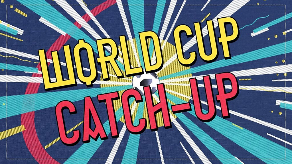 World Cup Catch-Up: Everyone's buzzing for England