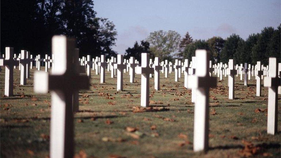 貝洛伍德(Belleau Wood)戰役是第一次世界大戰中的一場重要的戰役。