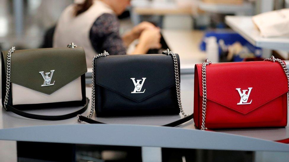 Carteras Louis Vuitton