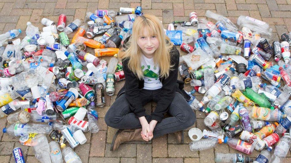 Trash Girl: як жертва цькування стала супергероєм