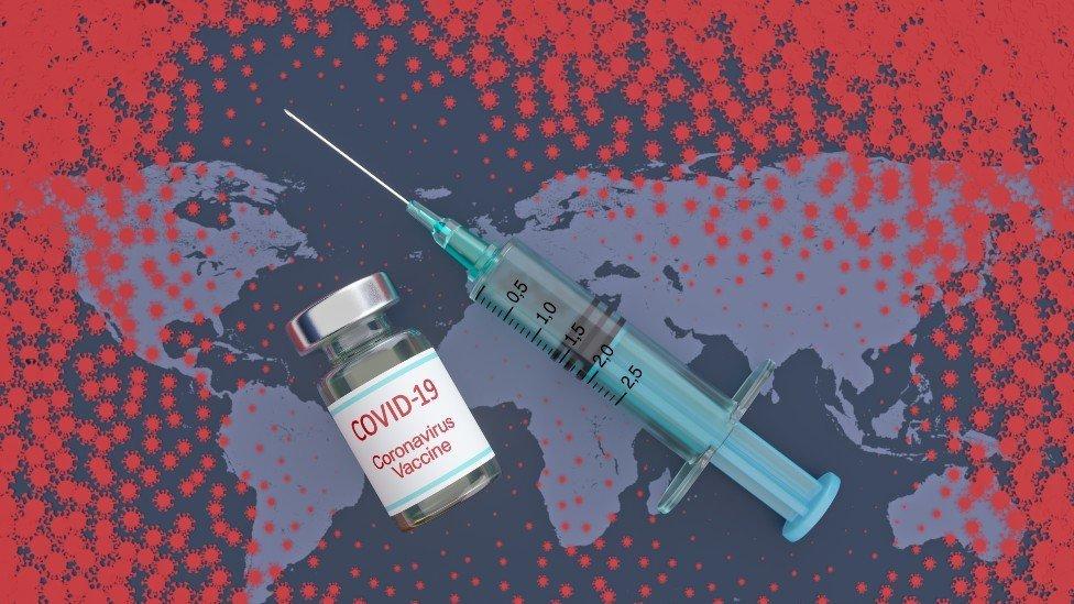 Coronavirus en el mundo.