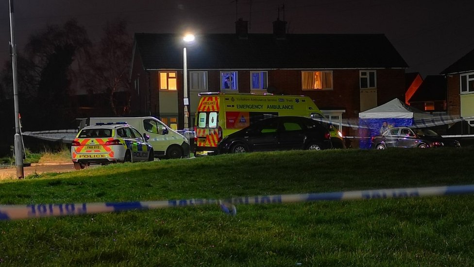 Rotherham fight: Woman arrested as woman dies