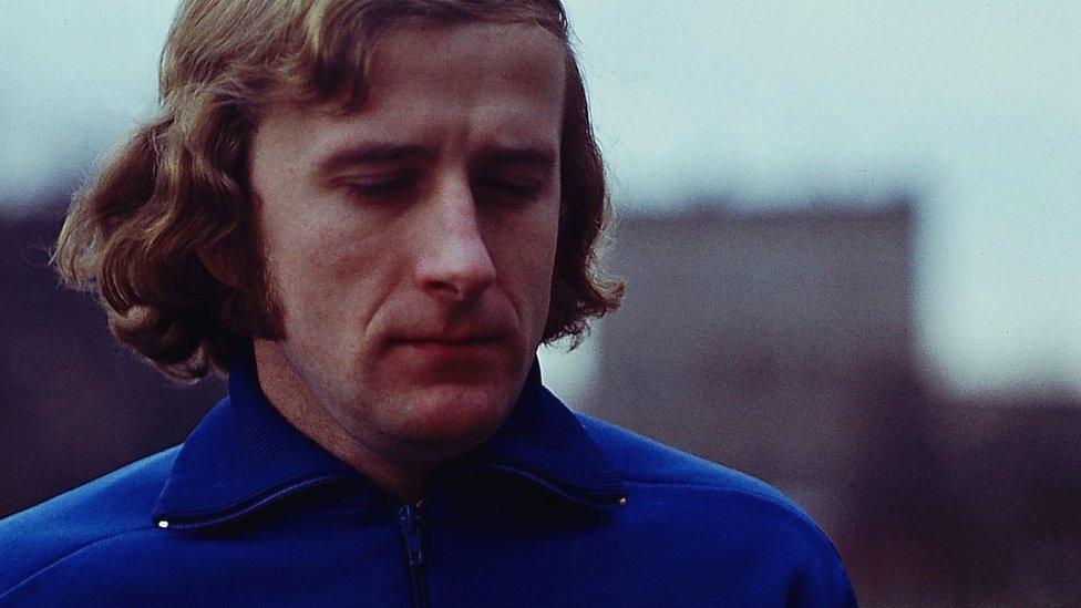 Hans Jirgen Krajše odigrao je 50 mečeva za DDR