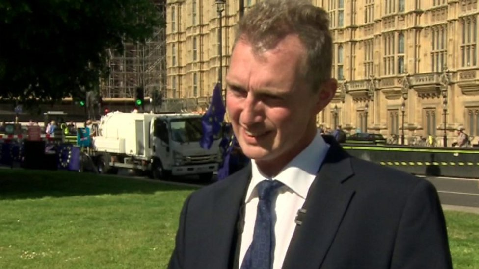 Brexit supporting MP called a liar while giving TV interview