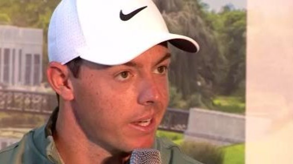 Rory McIlroy 'positive' about his 2018 Masters experience