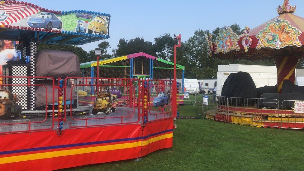 Fairground site