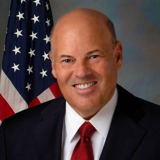 Louis DeJoy is a top Republican donor