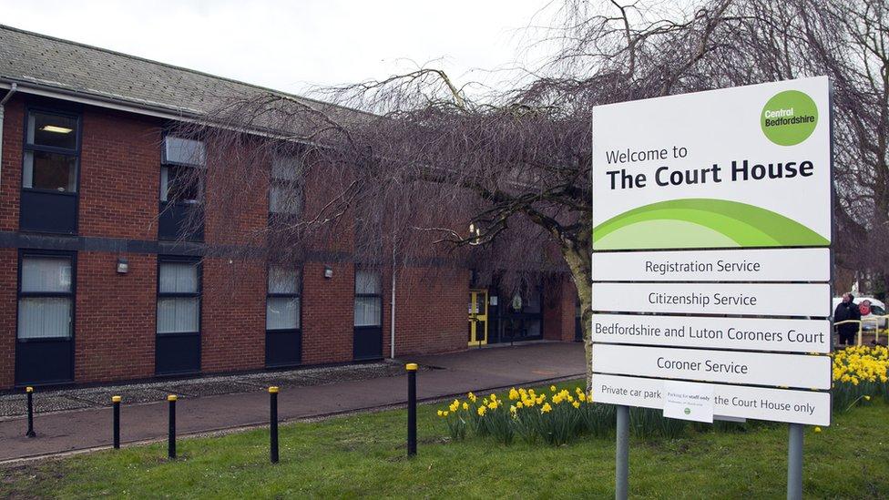 Ampthill Coroner's Court