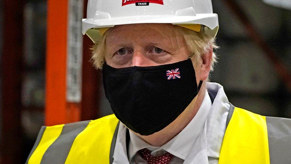Başbakan Johnson