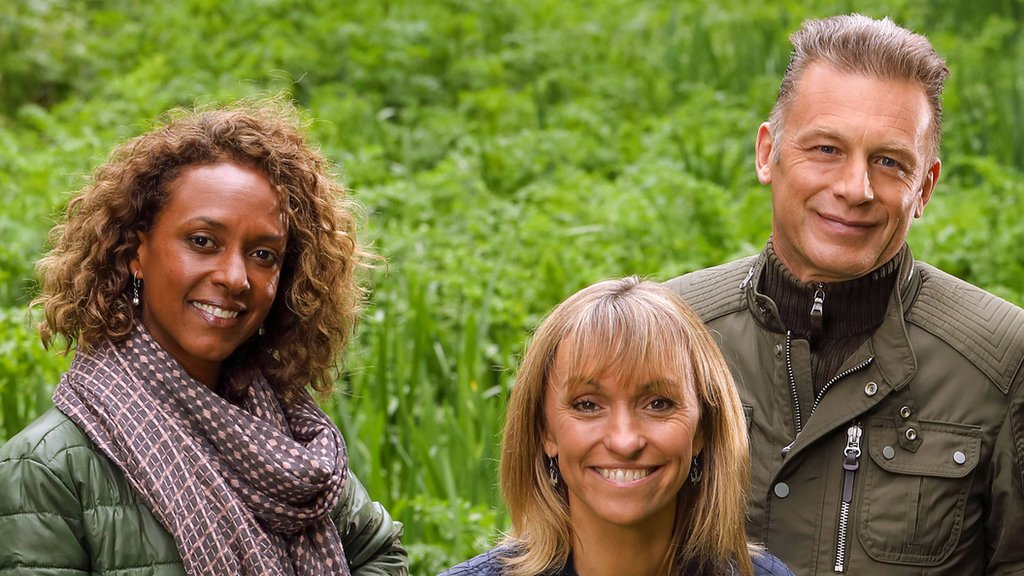 Winterwatch, Springwatch and Autumnwatch to be in Cairngorms
