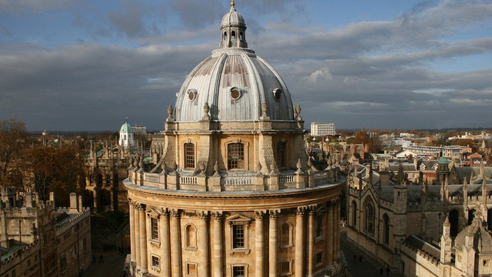Biblioteka Univerziteta u Oksfordu