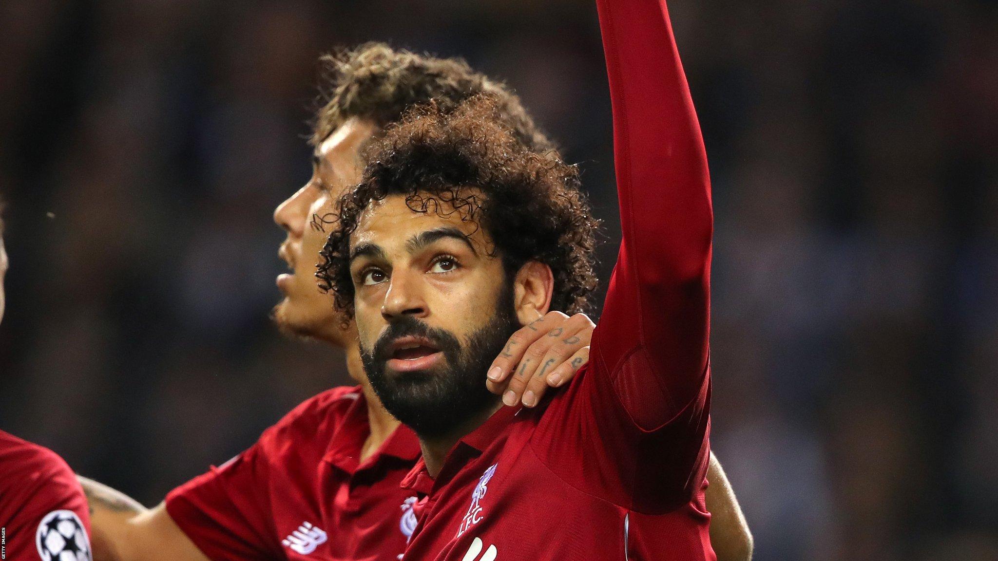 FC Porto 1-4 Liverpool: Comfortable win sets up Barcelona showdown