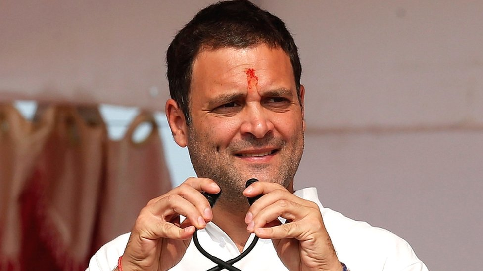'राहुल गांधी का टीवी इंटरव्यू चुनाव आचार संहिता का उल्लंघन: चुनाव आयोग