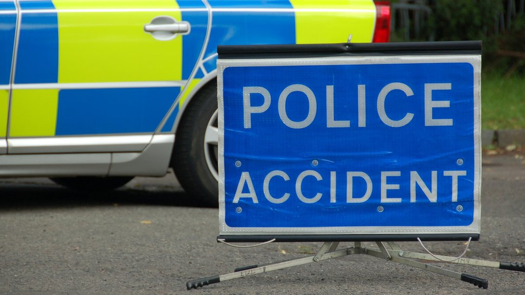 Motorcyclist killed in A417 crash near Gloucester