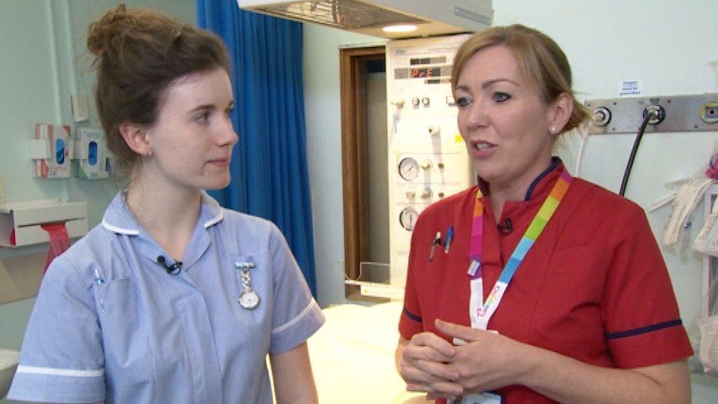 'Role model' nurses inspire cancer survivor