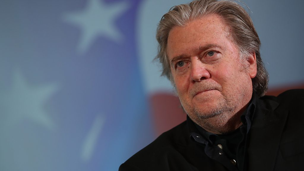 Steve Bannon on Newsnight talks Trump, racism and the Mueller investigation
