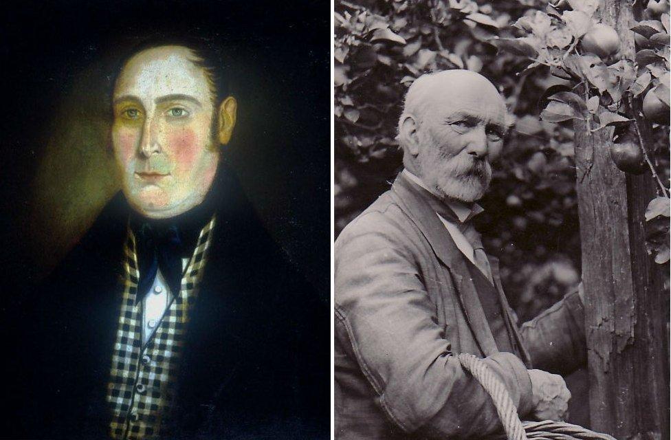 Matthew Bramley and Henry Merryweather