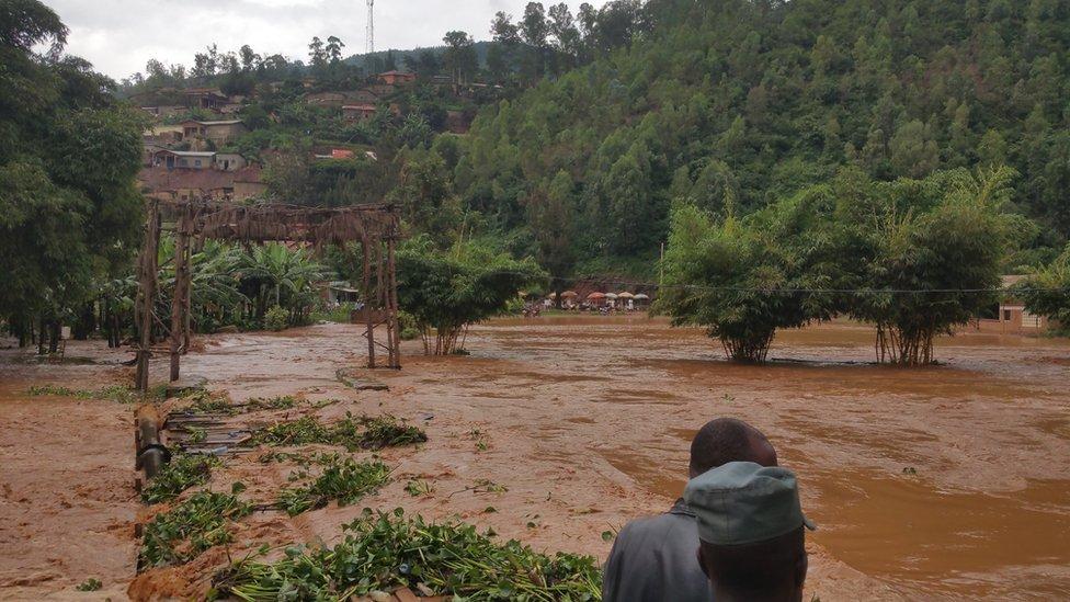 Rwanda floods