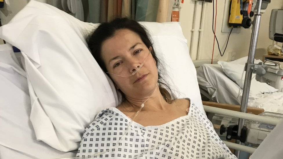 Doctors Said Herefordshire Woman S Bowel Cancer Was Piles Bbc News