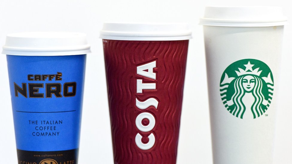 Coffee cup recycling firm wins entrepreneurs' award