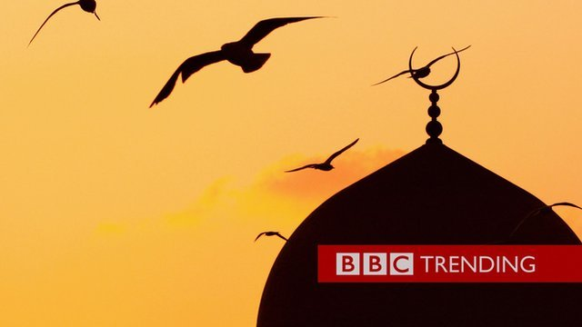 silhouette of a mosque and birds flying past