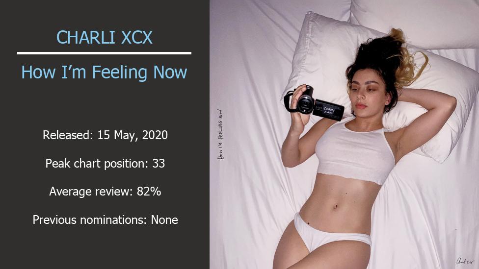 Charli XCX album artwork