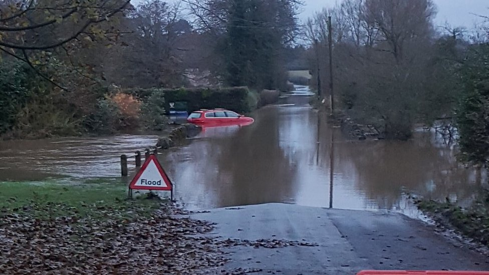 Ford Lane, in Droitwich