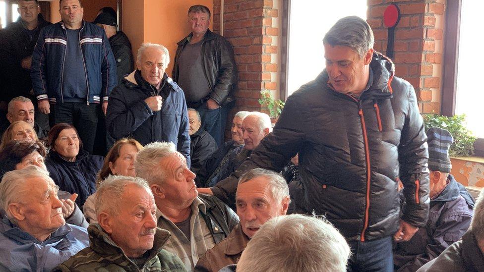 Donji Lapac, 11. decembar 2019.