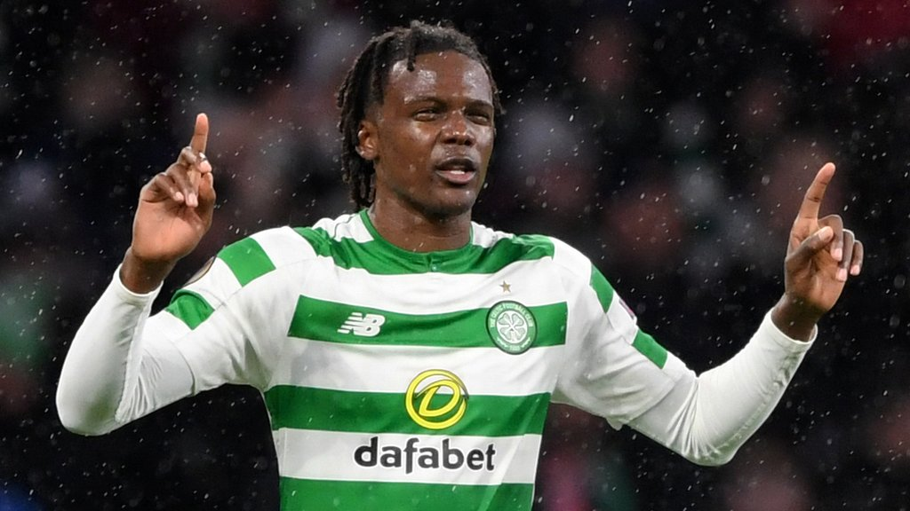 Dedryck Boyata: Celtic defender signs for Hertha Berlin