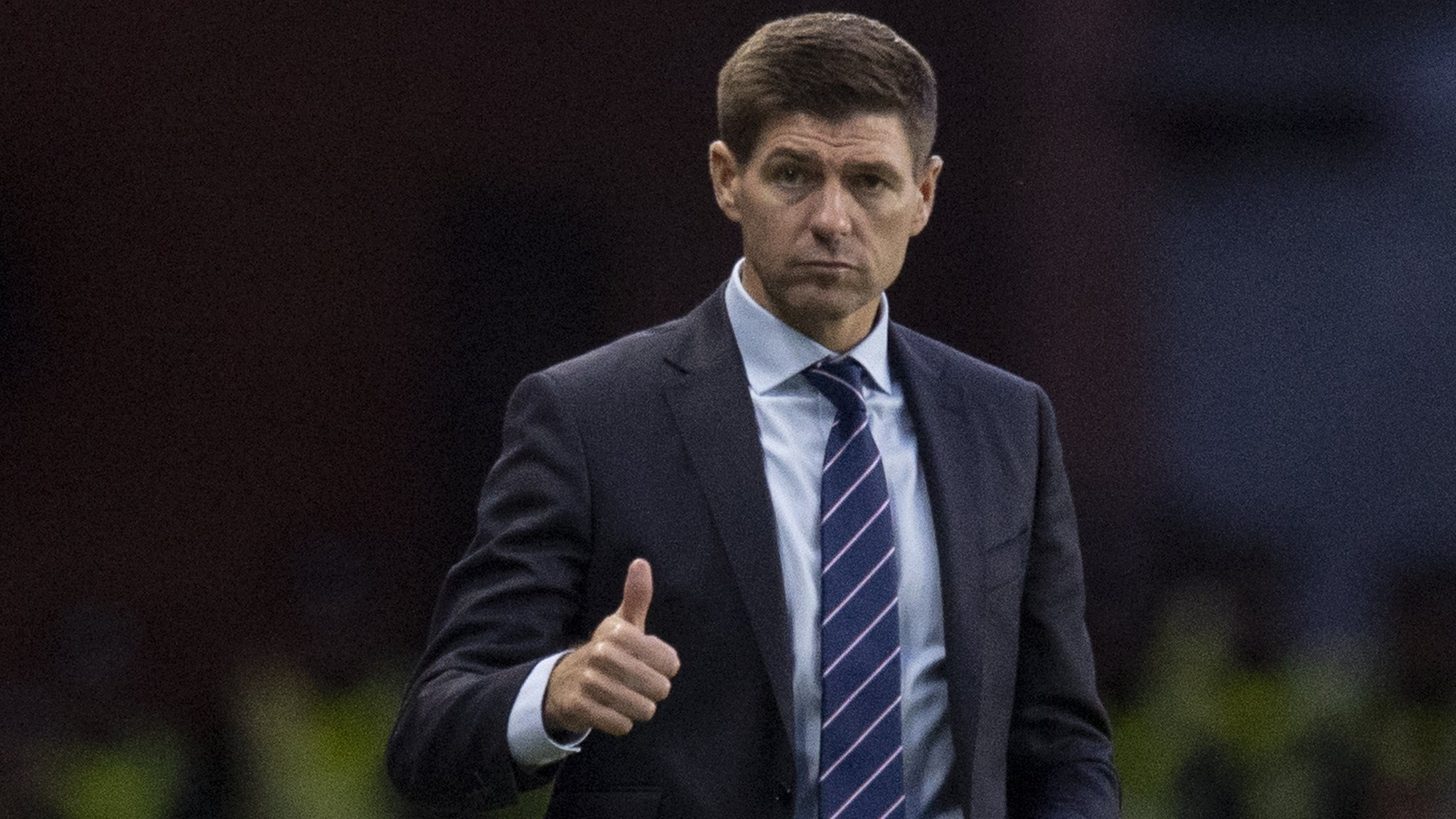 'Gerrard's Rangers have taken immense strides'