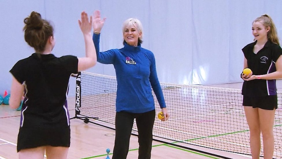 International Women's Day: Judy Murray on inspiring female tennis coaches
