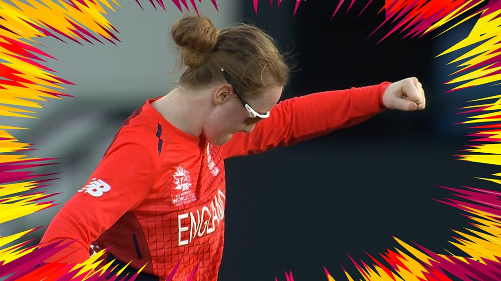 Women's World Twenty20 highlights: England and South Africa win