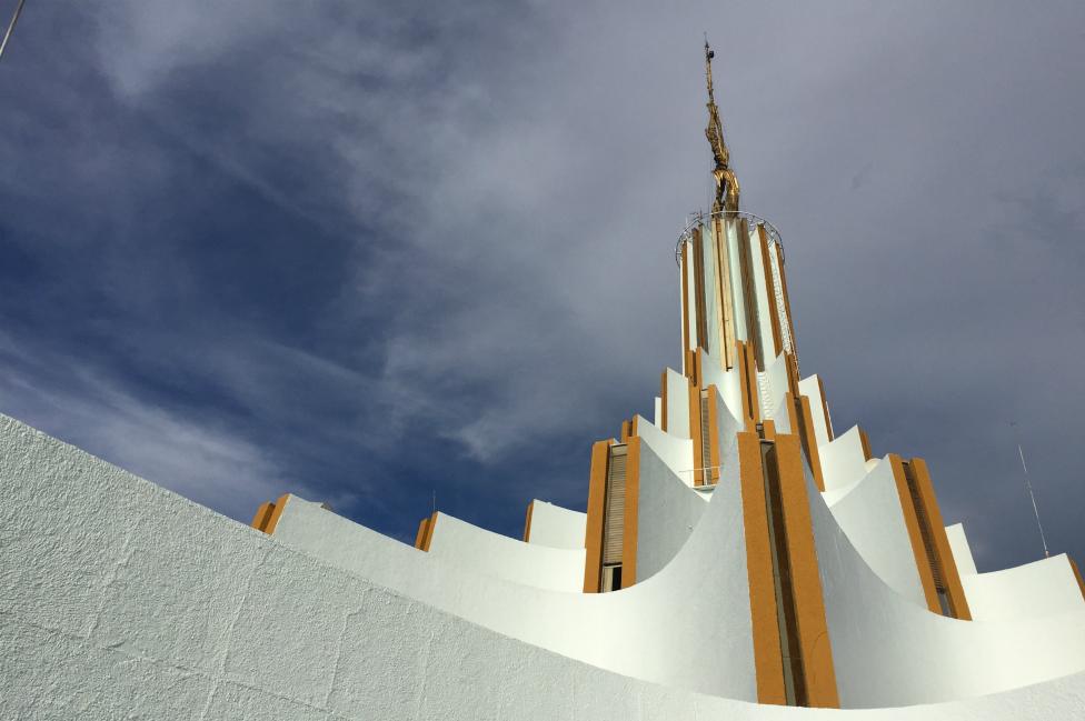 Templo de La Luz del Mundo.