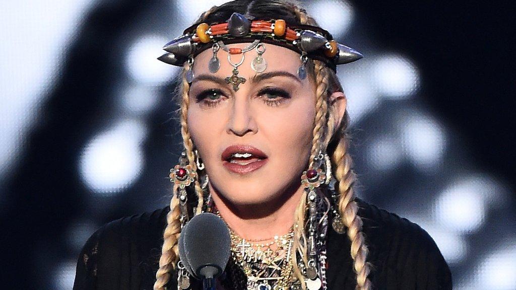 MTV VMAs: Madonna's 'self-indulgent' Aretha tribute & Camila Cabello wins