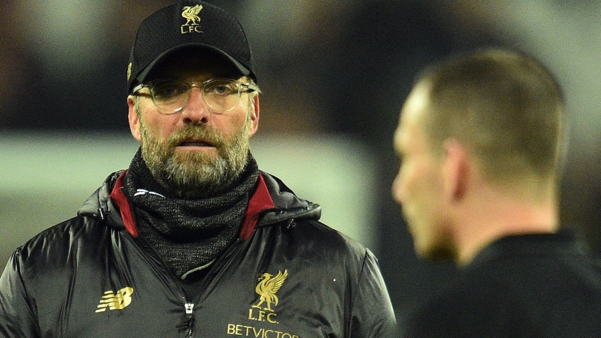 Liverpool boss Klopp fined £45,000 for referee comments