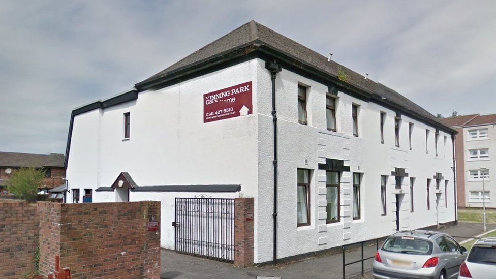 Kinning Park Care Home